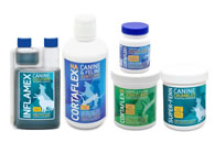Canine & Feline Cortaflex product group