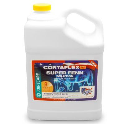 Equine Cortaflex HA with Super Fenn Solution (4 litre), Cortaflex ...